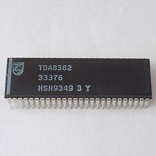 1x TDA8362 PHILIPS TV Processor DIP-52