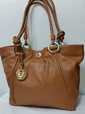 Mimco Leather LARGE SUPERNATURAL TOTE Hand Bag BNWT RRP $399 Honey