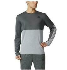 Sale New Adidas Men's Athlete Id Long Sleeve Tee Variety Of Size And Color A12