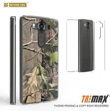 Beyond Cell Tri Max®LG V10 Case, Ultra Slim 360°Full Body Cover-Hunter Camo