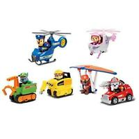 PAW Patrol Ultimate Rescue Mini Vehicle and Figure Random Supplied