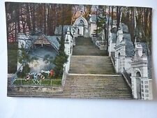 Ansichtskarte Albendorf Bez. Breslau Calvarienberg mit den Kapellen