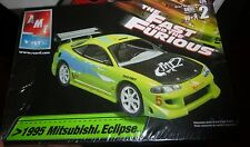 AMT Fast and the Furious 1995 Mitsubishi Eclipse 1/25 MODEL CAR MOUNTAIN KIT FS