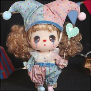 ddung Big Eye Doll Clown Joker Suit for Girlfriend Girls Toy Gift 7IN Collection