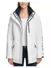 Tommy Hilfiger Womens 3-in-1 Systems All Weather Jacket -...