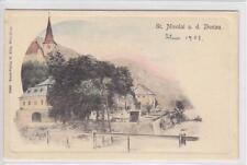 AK St. Nikola an der Donau, 1903