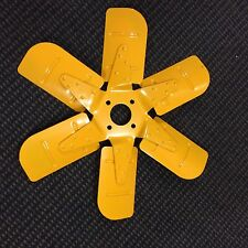 Austin Healey 100-6, 3000 original design factory 6 blade cooling fan AEC76