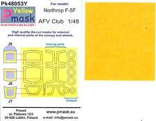 Model Maker 1/48 NORTHROP F-5F Kabuki Tape Paint Mask Set for AFV Club