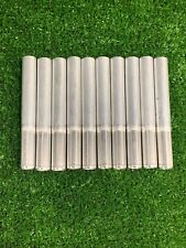 Golf Club Extensions Aluminum 10 Pieces For Steel Shafts