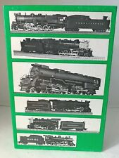 HO Scale Bowser PRR K4 Pacific 4-6-2 Steam Engine + Tender Kit NIB Vintage USA