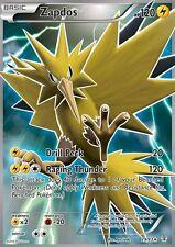 x1 Zapdos - 29/83 - Full Art Ultra Rare Pokemon Generations M/NM
