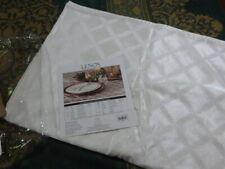 Lenox Laurel Leaf 70X144 Oblong Tablecloth | eBay
