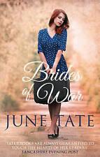 Tate, June, Brides of War, Very Good Book