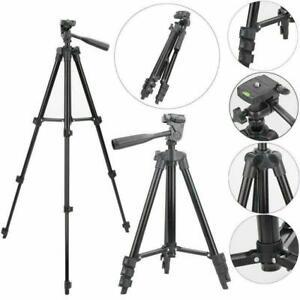 Flexible Camera Tripod Stand 360° 3-way Pan Holder iPhone DSLR Nikon For V1D1