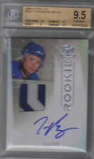 09-10 The Cup Tyler Bozak Rookie Card RC Sweet Patch 120 209/249 BGS 9.5 Auto 10