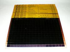 Microfich Ersatzteilkatalog Nissan Laurel C32 Stand 09/1988