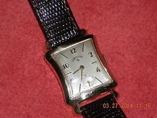 LORD ELGIN HOURGLASS CASE VINTAGE WATCH 21 JEWEL,  EXCEPTIONAL EXAMPLE!