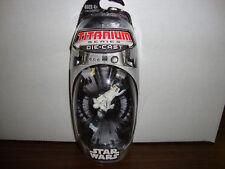 Star Wars---Titanium Series---Blizzard Force Speeder Bike---2007