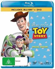 Toy Story G Rated Blu-ray Discs-ray Movies