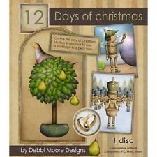 Debbi Moore Designs 12 Days of Christmas CD (293800)