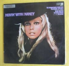 Nancy Sinatra Lp - Movin' With, orig Australian 1967 stereo pressing