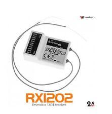 USED MINT DJI F550 Walkera Devo RX1202 12CH RC RX Receiver for Dev U125