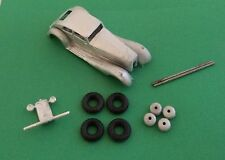 Dinky 36 Series  Rover With  Slotted  Baseplate  No.36d  White Metal  Kit