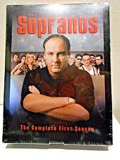 Sopranos Complete First Season DVD New
