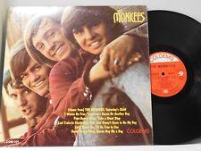 Monkees LP Monkees   Cologems VG+ To VG++ Mono