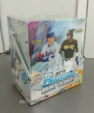 2019 Bowman Chrome ... Factory Sealed Hobby Box ... 2 Autos