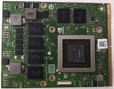 DELL ALIENWARE 17 18 R1 Video Card Nvidia GTX 770M 3GB GDDR5