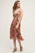 Anthropologie Plenty by Tracy Reese Calico Fleur Dress size Small SP NWOT