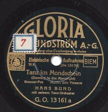 Hans Bund Tanzorchester spielt Fritz Löhner : Kennst du mein Liebeslied ?