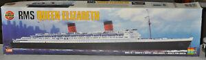 Airfix Queen Elizabeth - Unbuilt - Re-Issue Circa 1999