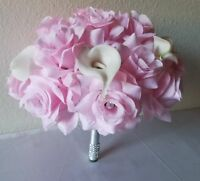 Light Pink Rose Calla Lily