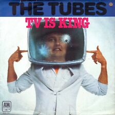 """7"""" Tubes – TV Is King // Germany 1979"""
