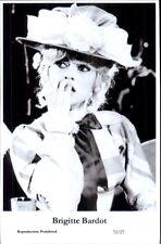 Beautiful Actress BRIGITTE BARDOT 72/27 Swiftsure 2000 Postcard GREAT QUALITY