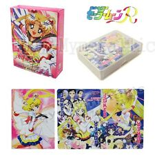 Sailor Moon Cosplay Playing Cards Poker