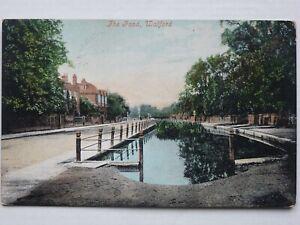 The Pond Watford Hertfordshire