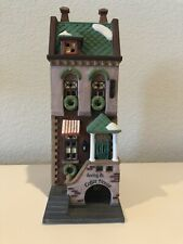 *Christmas* Department 56 Spring St. Coffee House Christmas In The City