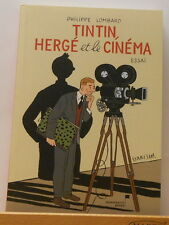 Tintin Herge et le Cinema Philippe Lombard democratic books 2011