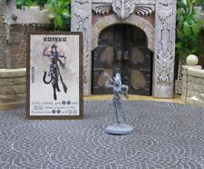 Koneko Rising Sun exclusives CMoN Kickstarter Monster Mythic Battles D&D reaper