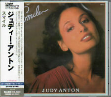 JUDY ANTON-SMILE-JAPAN CD ttt