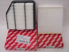 LEXUS OEM FACTORY CABIN FILTER AND AIR FILTER SET 2006-2013 IS250 IS350