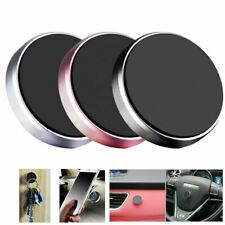 Universal Car Phone Holder - Magnetic Round Design