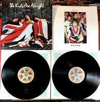 The Who Kids Are Alright 2 LP Vinyl Photo Book MCA 2-11005 Soundtrack