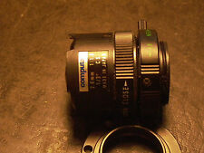 Computar 2.6mm F:1.6 CS Cmt.lens Pentax Q Q10 Q7 Q-S1 or Nikon 1 series 9+Cond