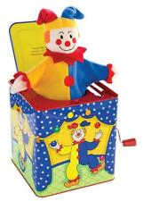 Schylling Toys Classic Jester Jack in the Box #JJB - Clown, Circus, Big Top