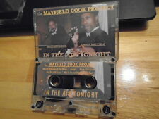 RARE PRO bishop Mayfield matthew Cook Project DEMO CASSETTE TAPE soul UNRELEASED