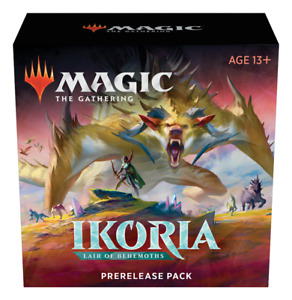 MTG MAGIC The Gathering Ikoria Lair Of Behemoths 160 Collectable Cards Only Mint
